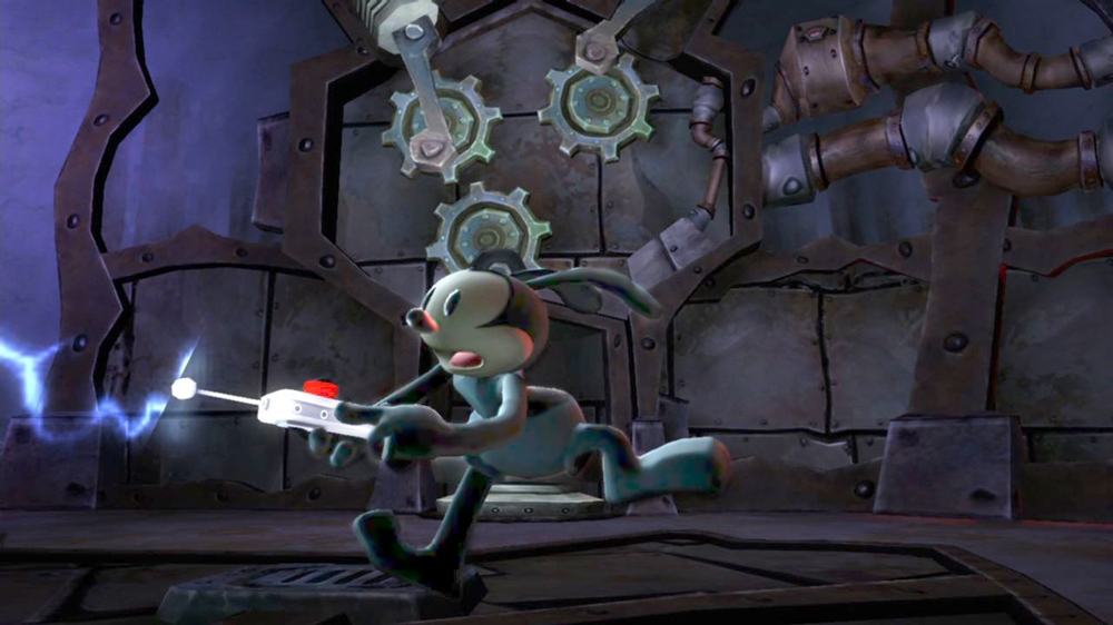 Immagine da Demo di gioco di Disney Epic Mickey 2