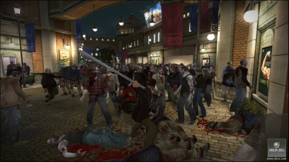 Image from DEAD RISING