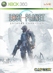 LOST PLANET Battleground Map