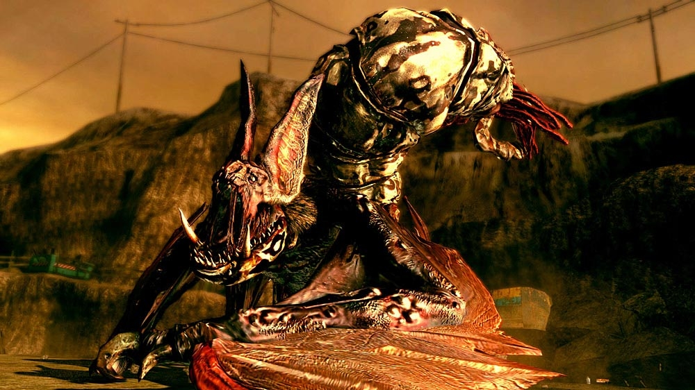 Image from RESIDENT EVIL 5