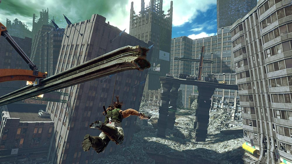 Image from Bionic Commando