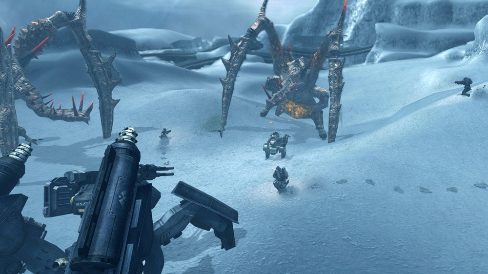 Image from LOST PLANET COLONIES
