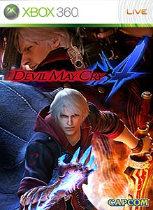 Devil May Cry 4 Character Picture Pack