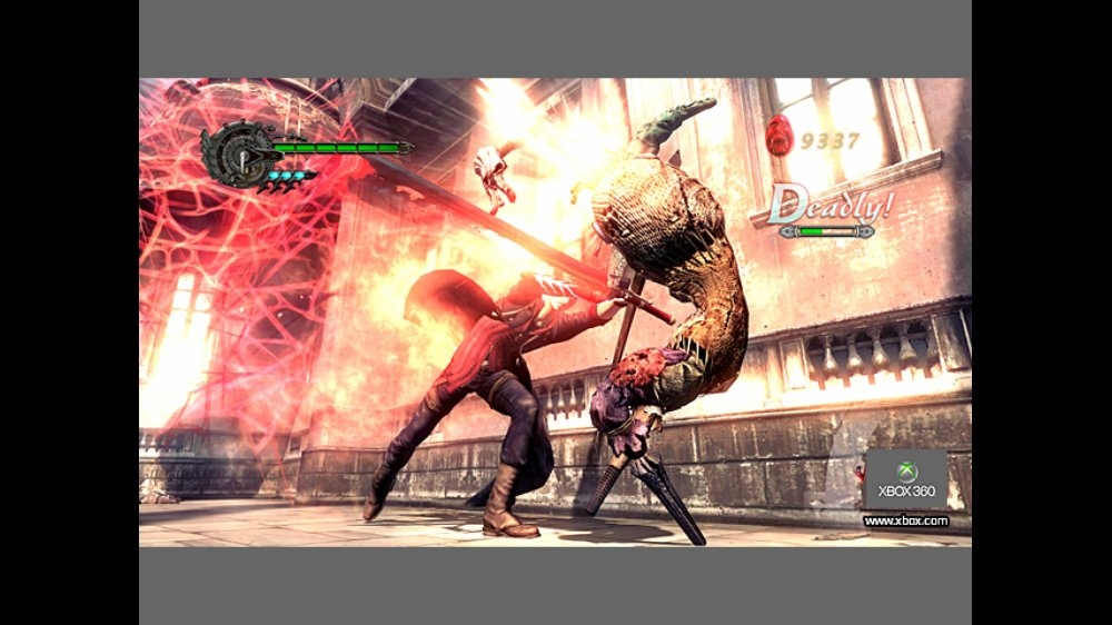 Immagine da Devil May Cry 4