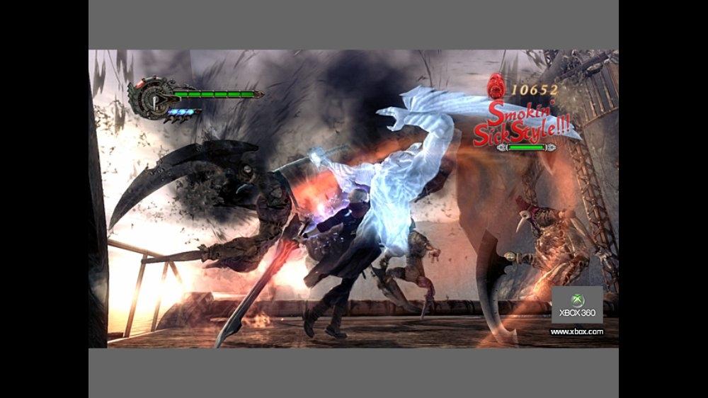 Bild från Devil May Cry 4