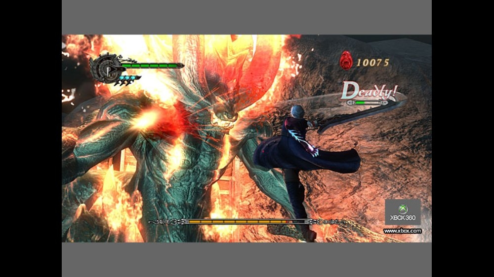 Image from Devil May Cry 4