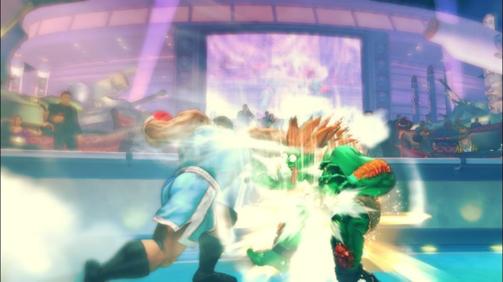 Image from STREET FIGHTER IV