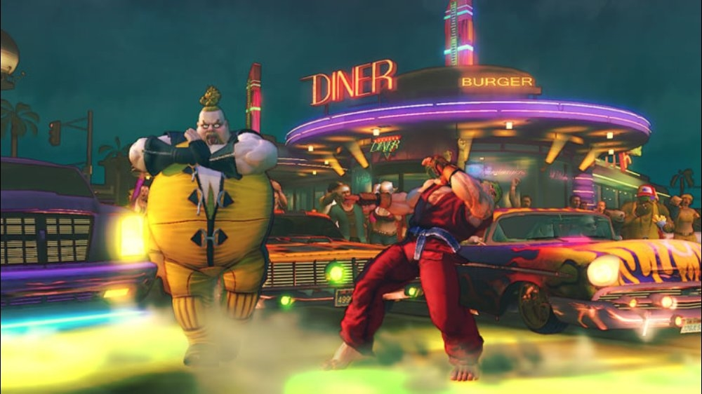 Immagine da STREET FIGHTER IV