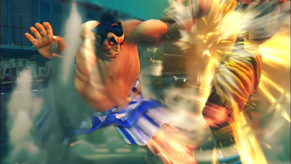 Image de STREET FIGHTER IV