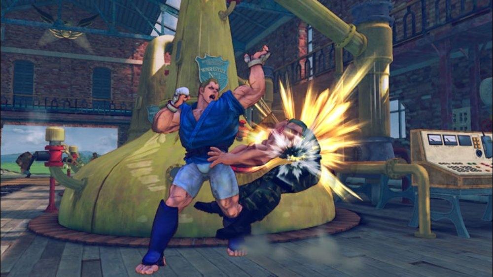 Изображение из STREET FIGHTER IV