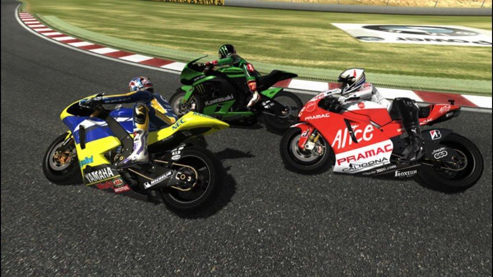 Kuva pelistä MotoGP 08
