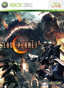 LOST PLANET 2 - VS Premium Theme