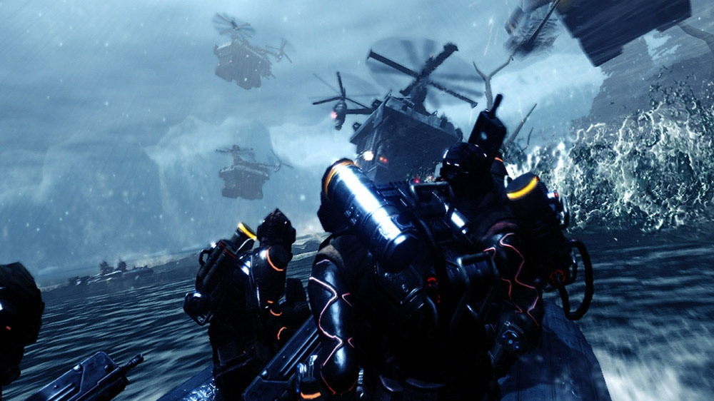LOST PLANET 2 の画像