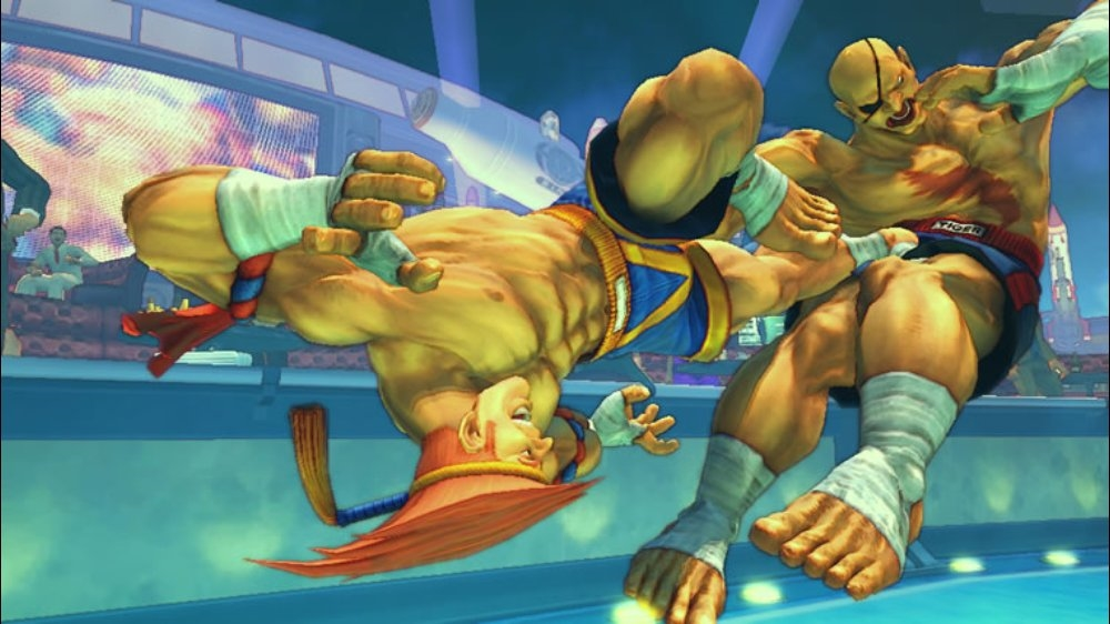 Obraz z SUPER STREETFIGHTER IV ARCADE EDITION