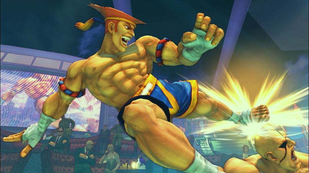 Image de SUPER STREETFIGHTER IV ARCADE EDITION