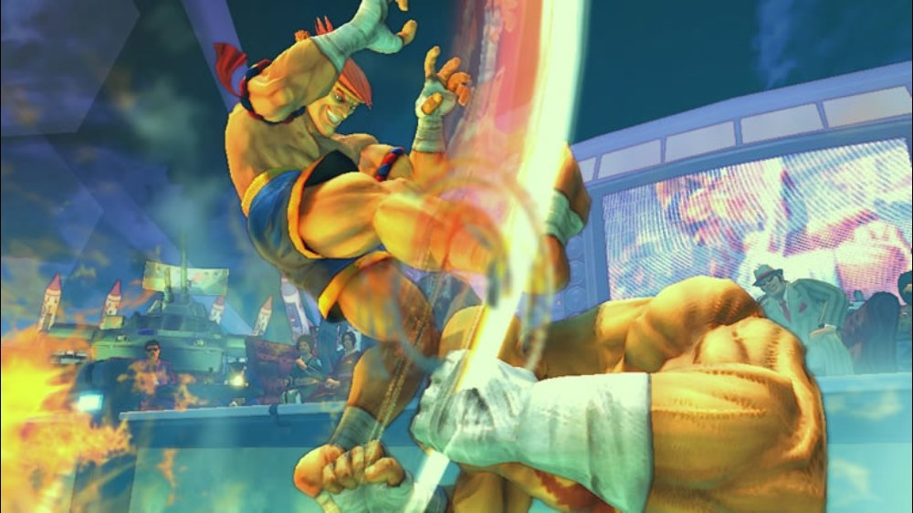 Imagem de SUPER STREETFIGHTER IV ARCADE EDITION