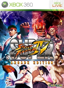 SUPER STREETFIGHTER IV ARCADE EDITION