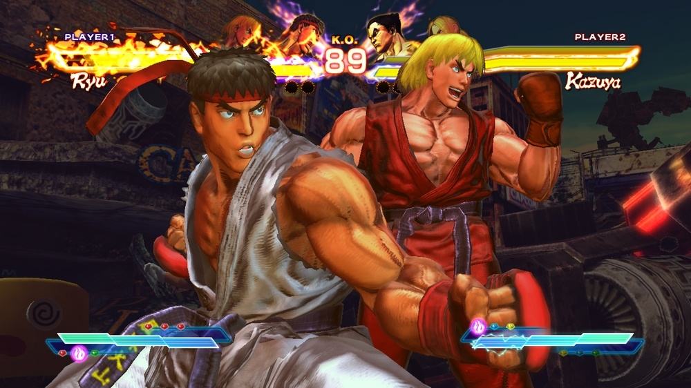 Image de STREET FIGHTER X TEKKEN
