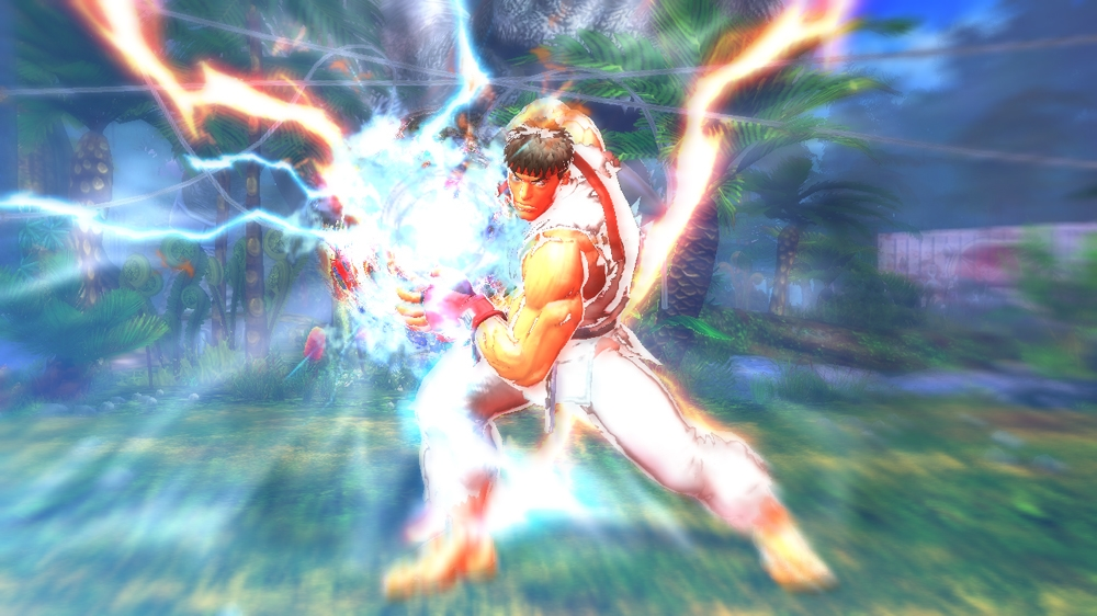Image from STREET FIGHTER X TEKK
