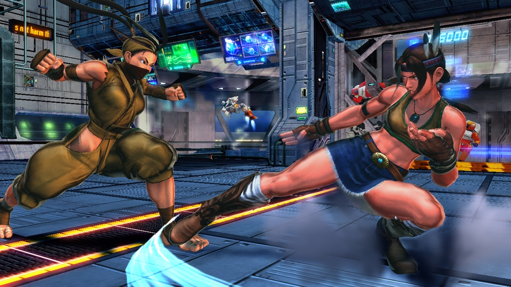 Image from STREET FIGHTER X TEKKEN