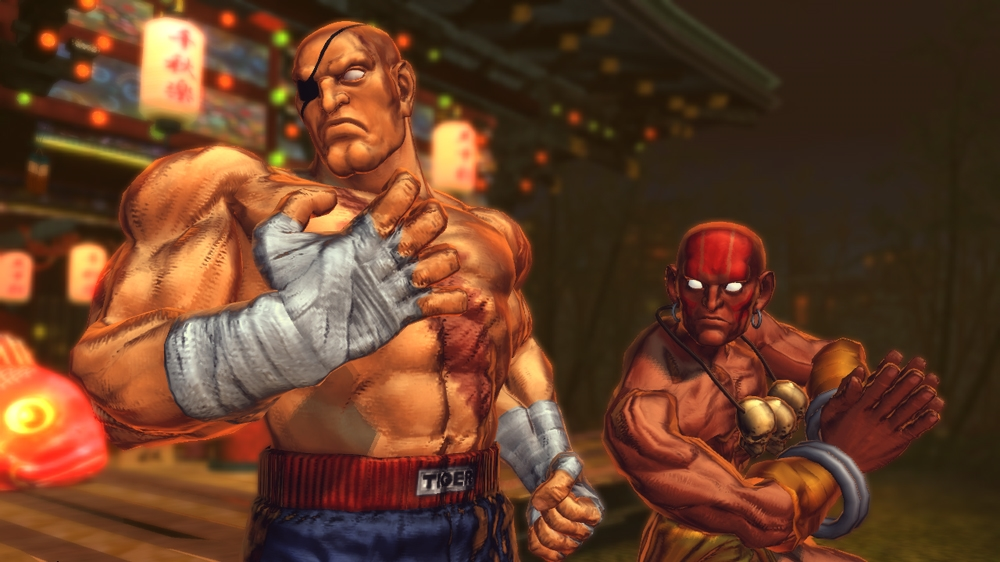 Image from STREET FIGHTER X TEK