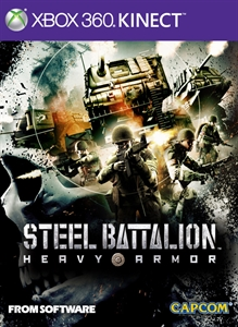 Trailer multijogador Steel Battalion: Heavy Armor