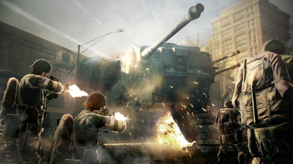 Image from STEEL BATTALION HEAVY ARMOR