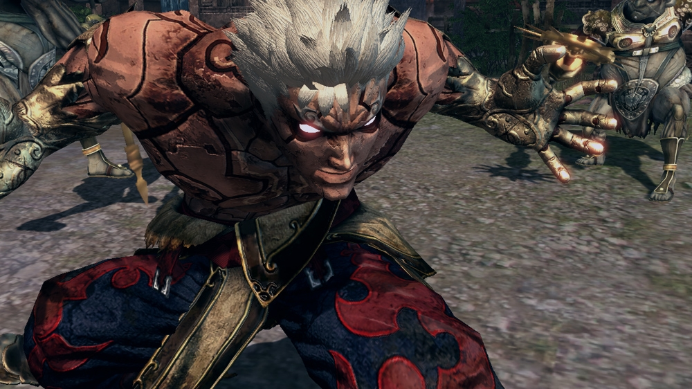 Image from ASURA&#39;S WRATH