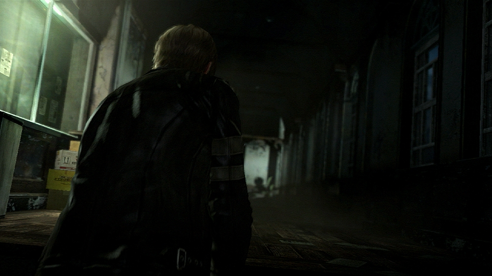 Image from RESIDENT EVIL 6