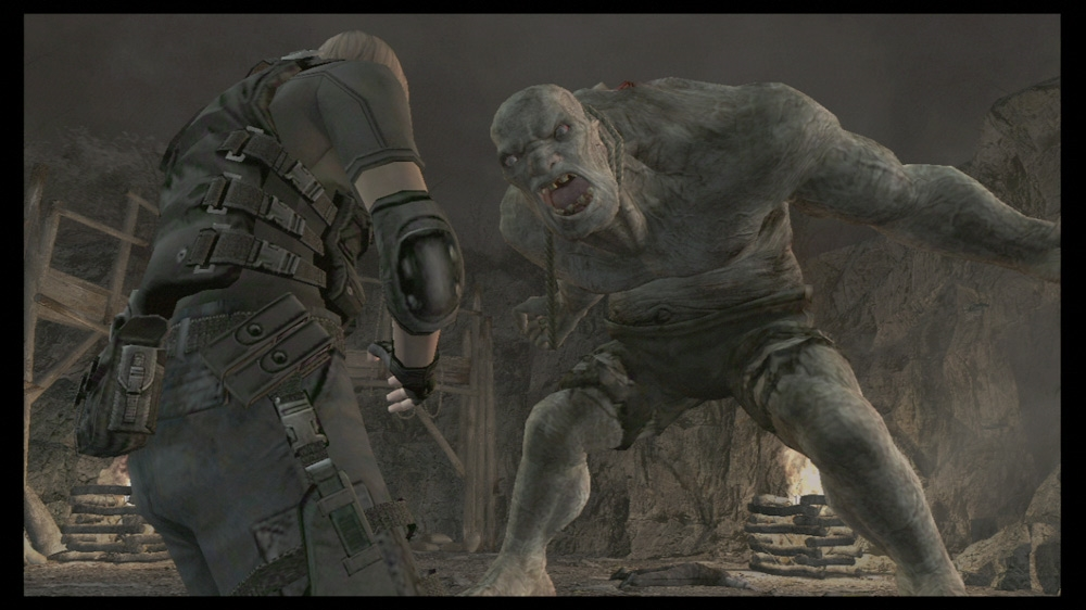 Image from Resident Evil 4