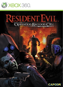 Resident Evil Operation Racoon City boxshot