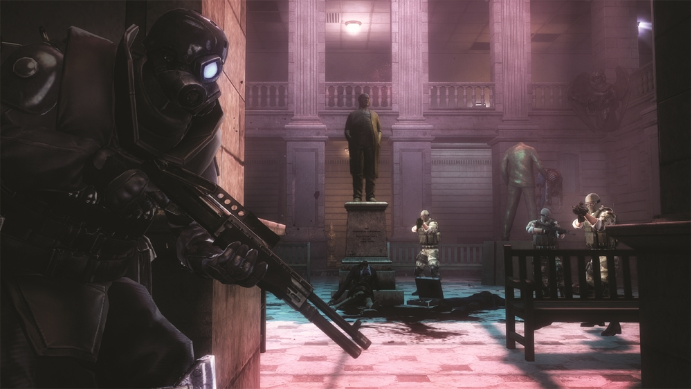 Imagem de Resident Evil Operation Raccoon City