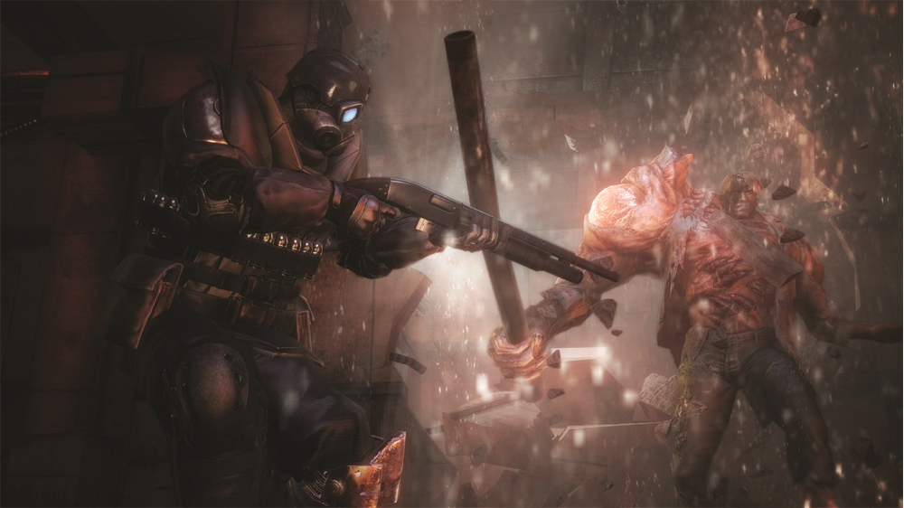 Bild från Resident Evil Operation Raccoon City