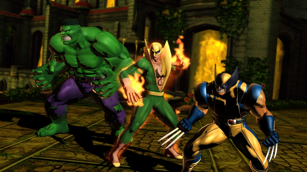Image de U. MARVEL VS. CAPCOM 3
