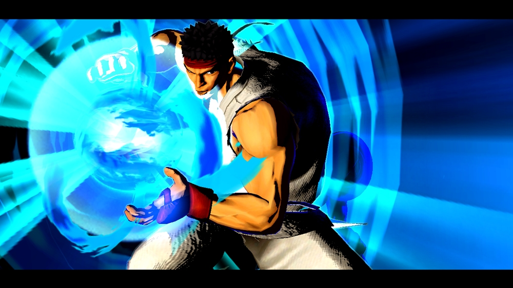Image from U. MARVEL VS. CAPCOM 3