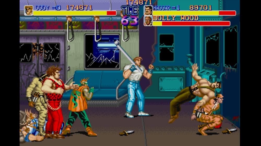 Image from Capcom DC