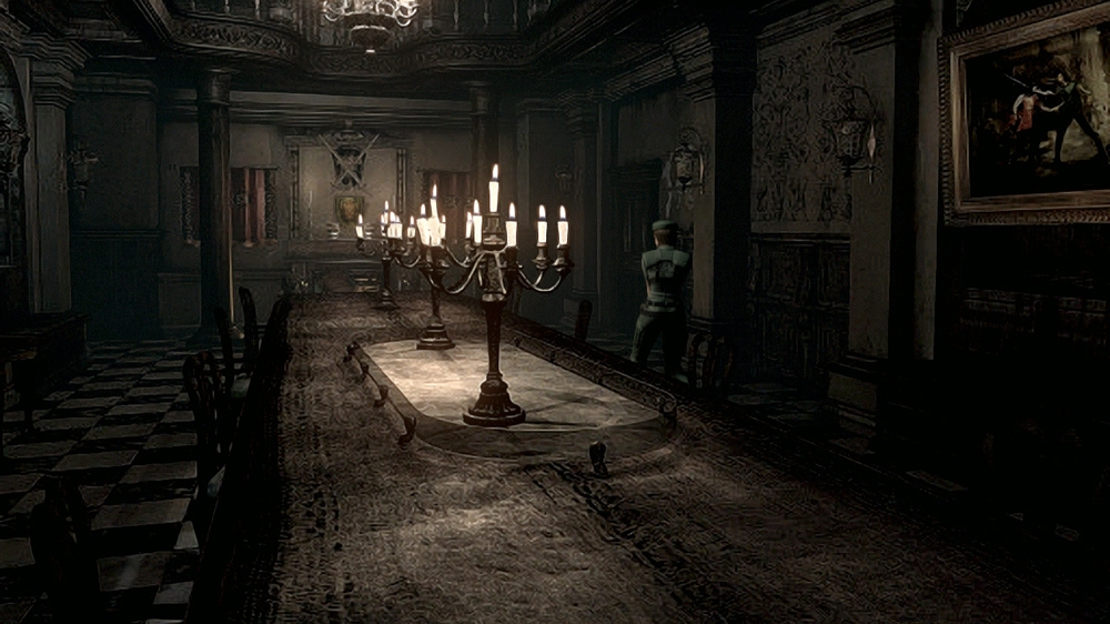Image from Resident Evil