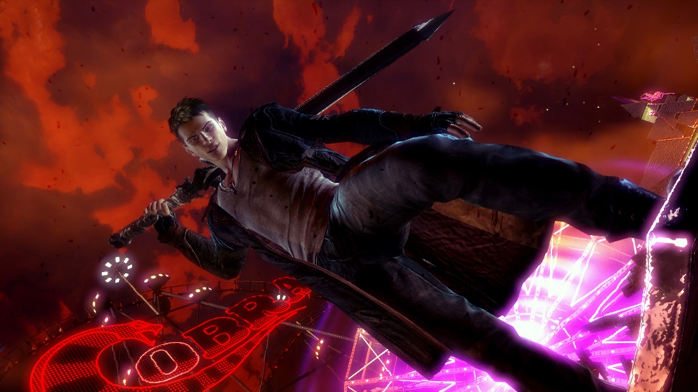 Billede fra DmC Devil May Cry - Downloadable demo