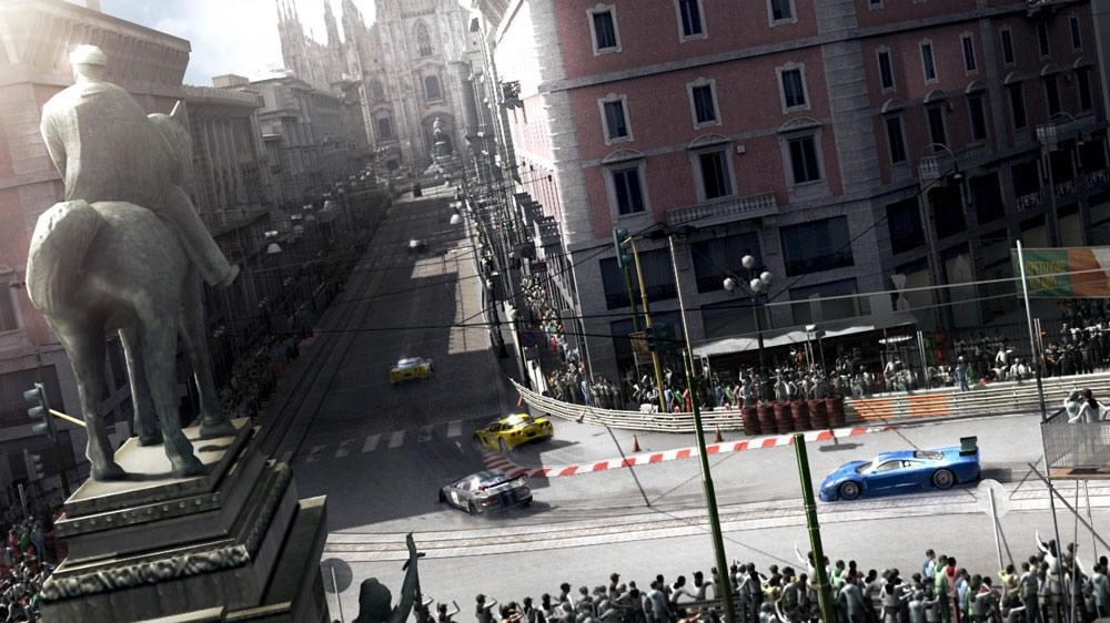 RACEDRIVER: GRID のイメージ