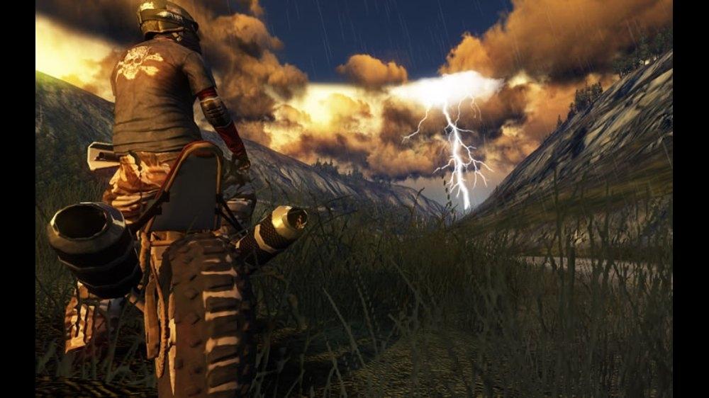 Snímek ze hry FUEL™