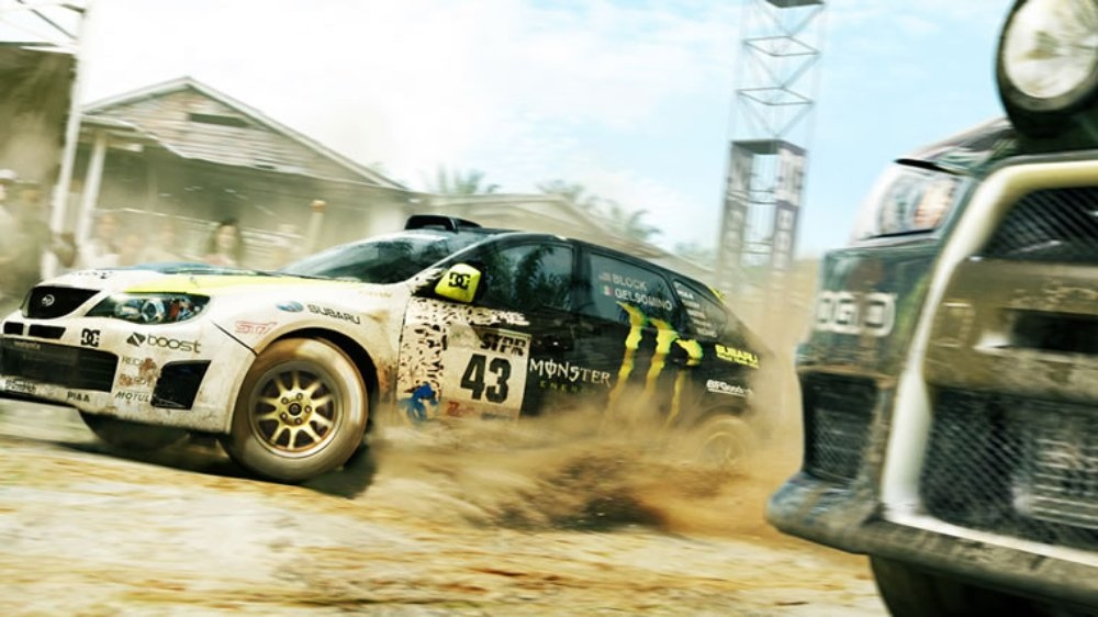 Immagine da DiRT 2