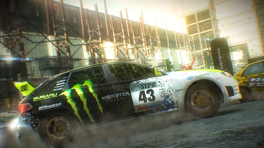 Image from DiRT 2
