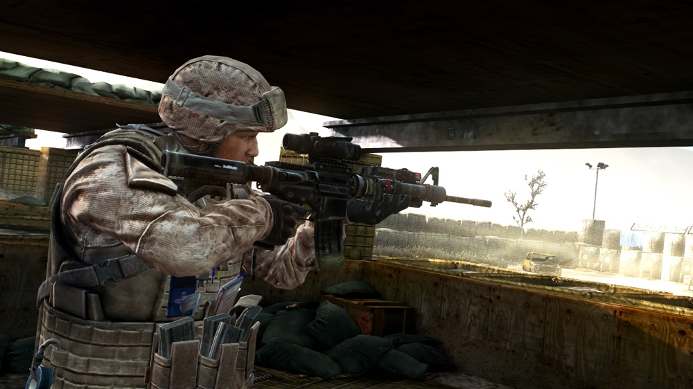 Image from Operation Flashpoint: Red River