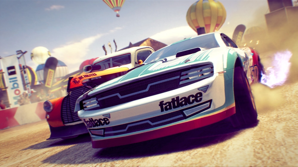 Image from DiRT Showdown