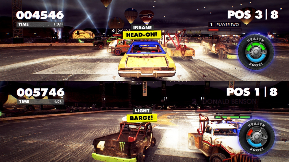 Bild från DiRT Showdown