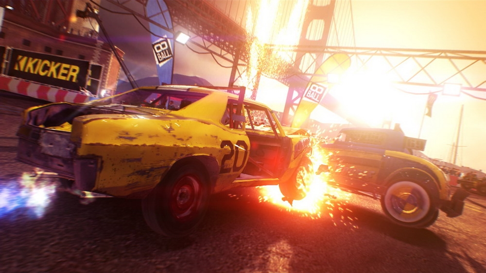 Immagine da DiRT Showdown