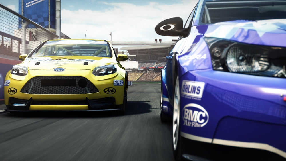 Image from GRID Autosport