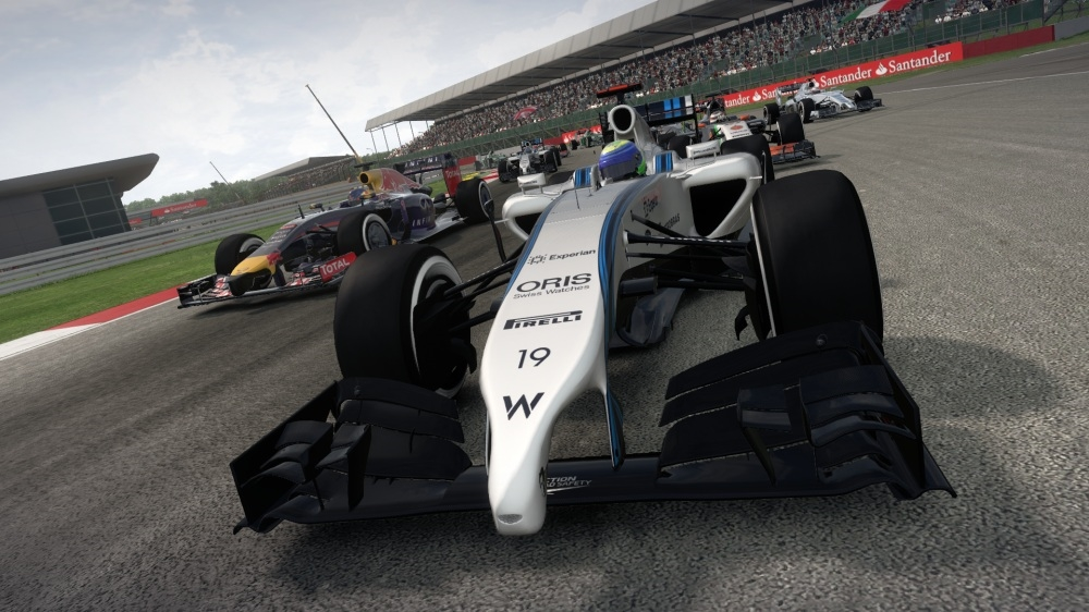 Image from F1™ 2014