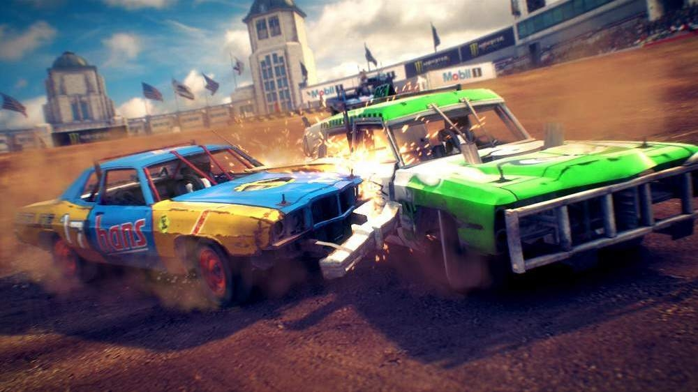 Image de Démo de DiRT Showdown