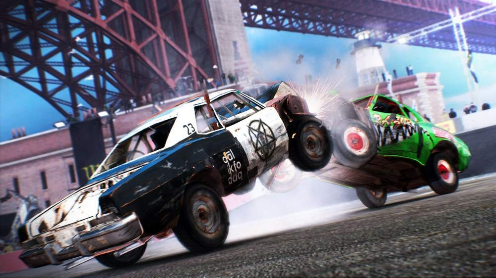 DiRT Showdown Demo 이미지